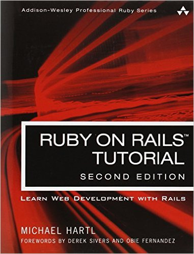 Ruby on Rails Tutorial: Learn Web Development with Rails (2nd Edition) (Addison-Wesley Professional Ruby) 2nd Edition