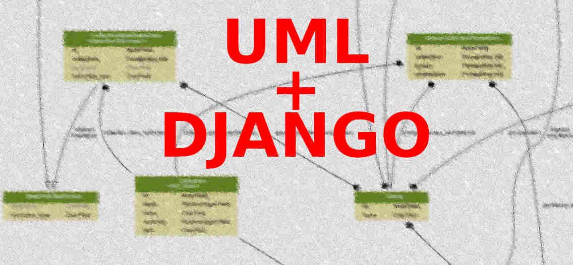 UML se encuentra a Django